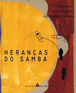 livro heranças do samba